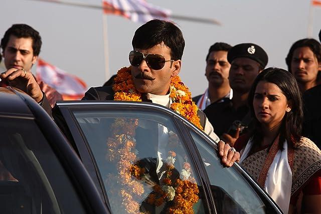 Manoj Bajpayee in Raajneeti (2010)