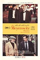 The Meyerowitz Stories (New and Selected) Poster