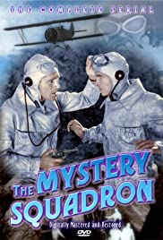 The Mystery Squadron Poster
