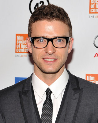 Justin Timberlake at an event for The Social Network (2010)