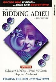 Bidding Adieu: A Video Diary Poster