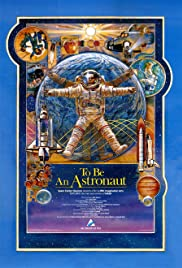 To Be an Astronaut Poster