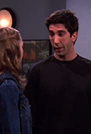 The One with Joey's Fridge Poster