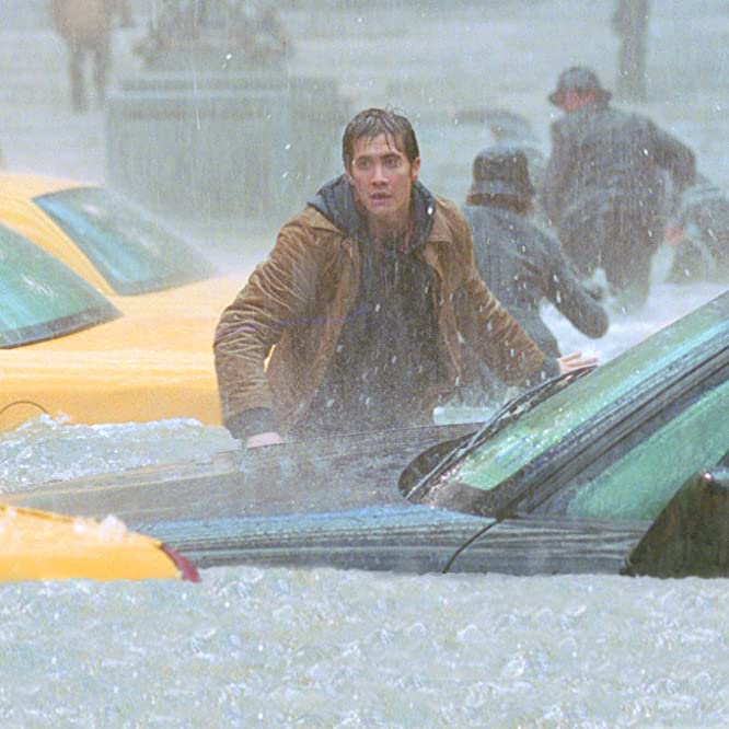 Jake Gyllenhaal in The Day After Tomorrow (2004)