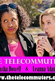 The Telecommuters Poster