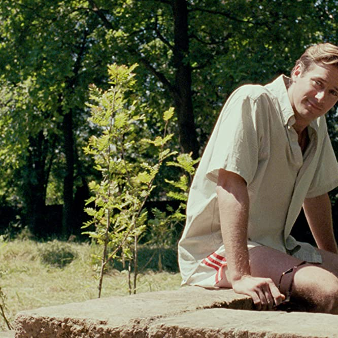 Armie Hammer in Call Me by Your Name (2017)