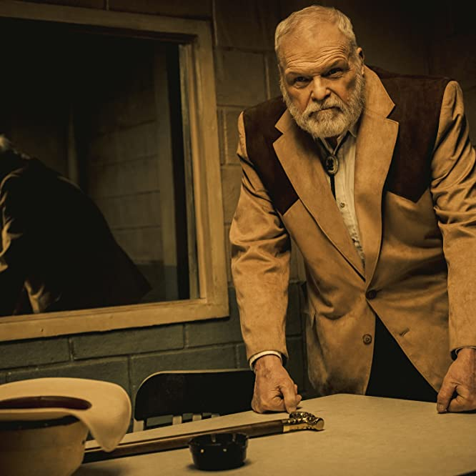 Brian Dennehy in Hap and Leonard (2016)