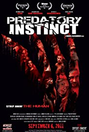 Predatory Instinct Poster
