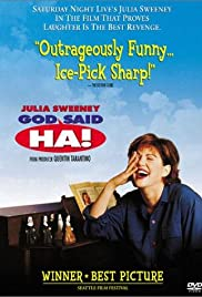 God Said, 'Ha!' Poster
