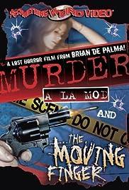 Murder à la Mod Poster