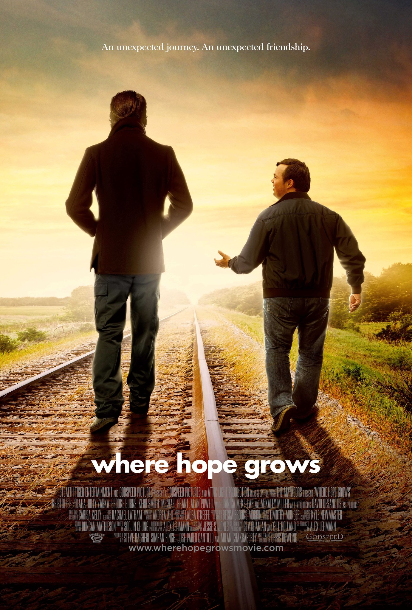 image Where Hope Grows Watch Full Movie Free Online