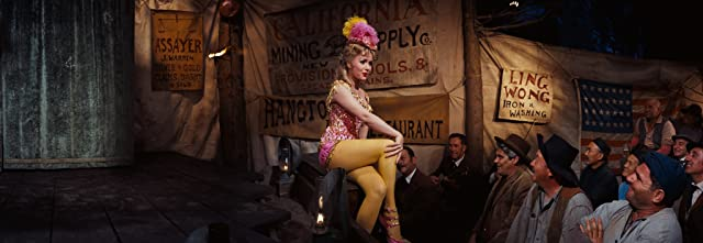 Debbie Reynolds in How the West Was Won (1962)