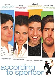 According to Spencer (2001) Poster - Movie Forum, Cast, Reviews