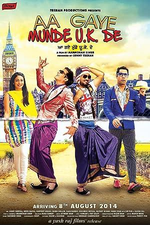 Aa Gaye Munde U.K. De (2014) Download on Vidmate
