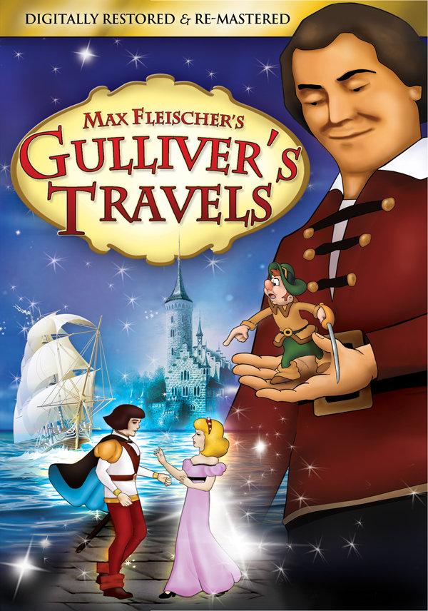 image Gulliver's Travels Watch Full Movie Free Online