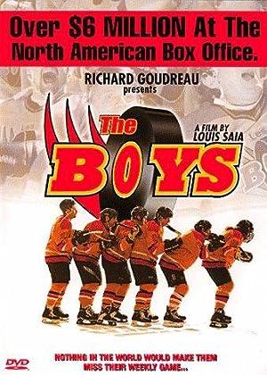 Les Boys poster