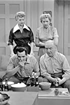 Image of I Love Lucy: Ricky and Fred Are TV Fans