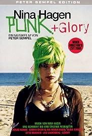 Nina Hagen = Punk + Glory Poster