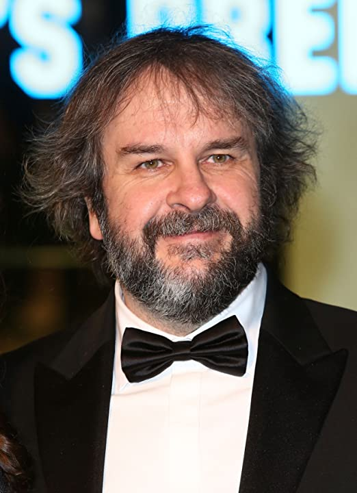 Peter Jackson at The Hobbit: An Unexpected Journey (2012)