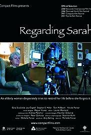 Regarding Sarah Poster