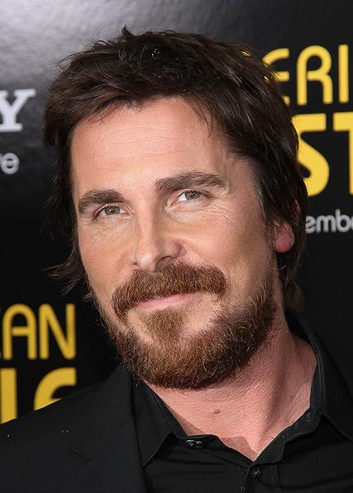 Christian Bale at American Hustle (2013)