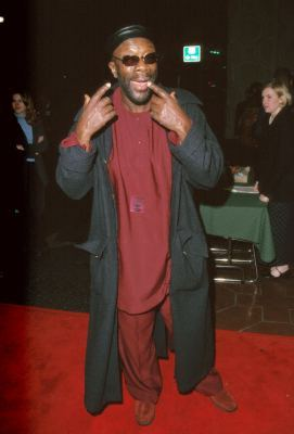 Isaac Hayes at an event for Reindeer Games (2000)