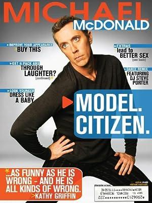 Michael McDonald: Model Citizen
