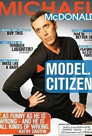 Michael McDonald: Model Citizen Poster