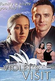 Violet's Visit Poster