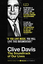 Clive Davis: The Soundtrack of Our Lives Poster