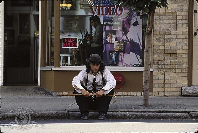 Johnny Depp and Ramsin Amirkhas in Benny & Joon (1993)