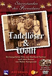 Tadellöser & Wolff Poster - TV Show Forum, Cast, Reviews