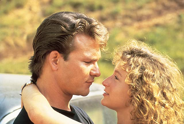 Jennifer Grey and Patrick Swayze in Dirty Dancing (1987)