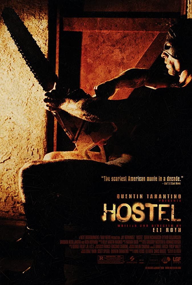 Hostel UNRATED DIRECTOR CUT BluRay