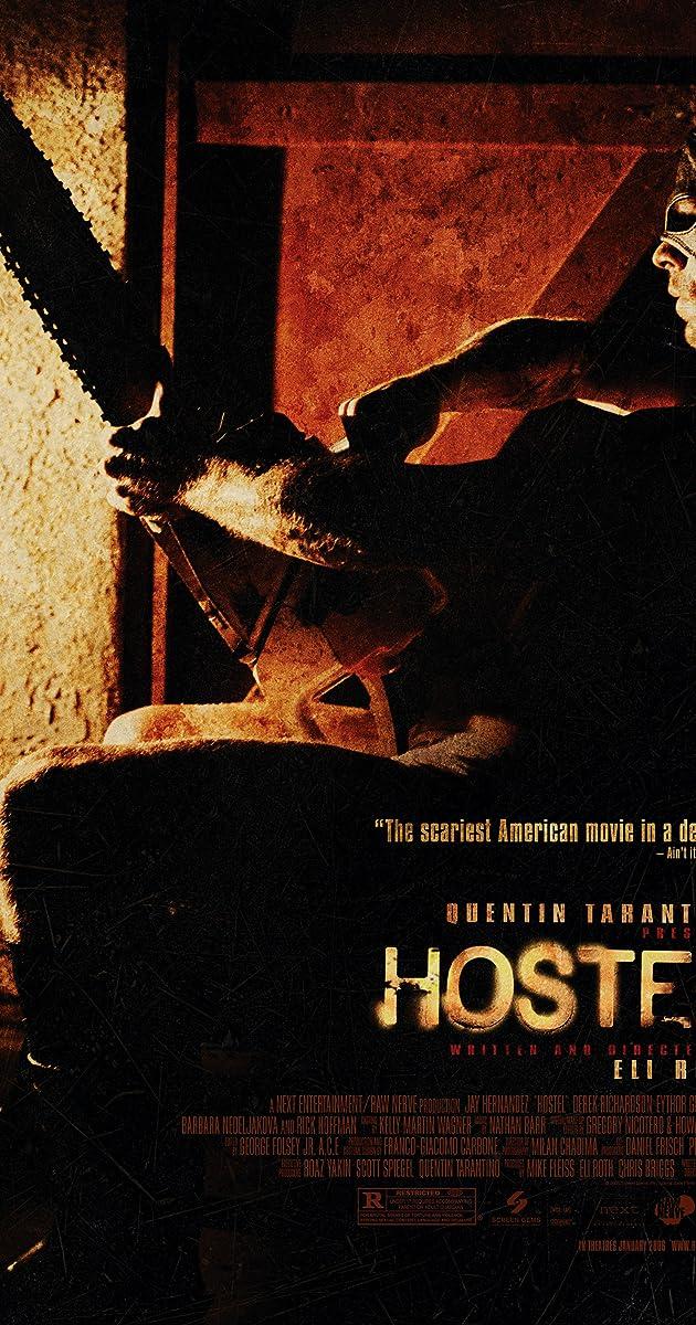 Nakvynės namai / Hostel (2005) Online