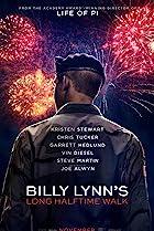 Billy Lynn's Long Halftime Walk (2016) Poster