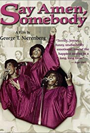 Say Amen, Somebody (1982) Poster - Movie Forum, Cast, Reviews