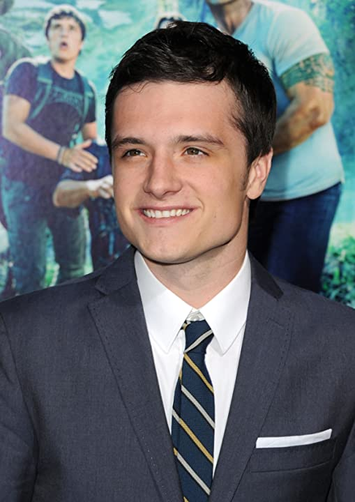 Josh Hutcherson at an event for Journey 2: The Mysterious Island (2012)