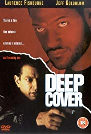 Deep Cover (1992) Poster - Movie Forum, Cast, Reviews