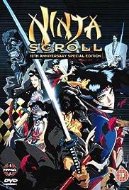 Ninja Scroll Poster