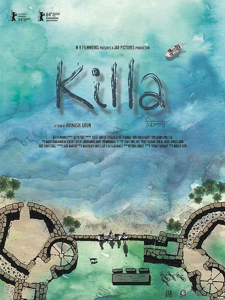 Killa 2015 Marathi Free Download 720p DVDRip Full Movie