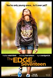 The Edge of Seventeen film poster