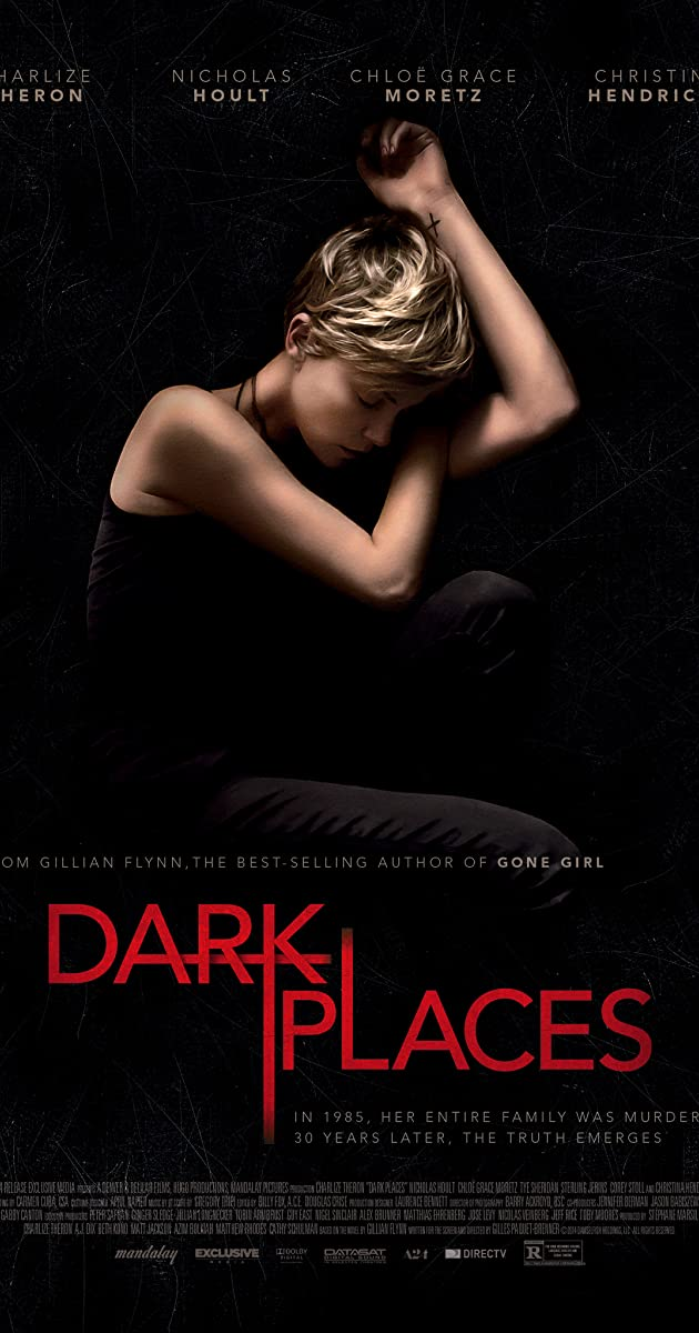 Image result for dark places movie poster