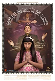 God's Got His Head in the Clouds Poster