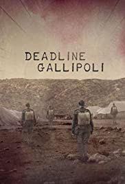 Deadline Gallipoli Poster - TV Show Forum, Cast, Reviews