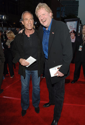 Donald Petrie and Arnold Rifkin at an event for Just My Luck (2006)