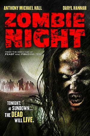 Zombie Night (2013) Movie Poster