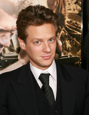 Jacob Pitts at an event for The Pacific (2010)
