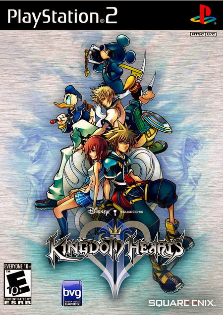 Kingdom Hearts II (2005)