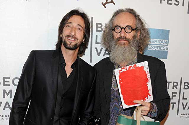 Adrien Brody and Tony Kaye